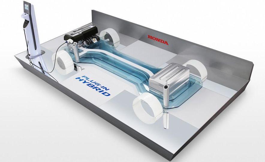 Honda Fit EV concept - Slide 38