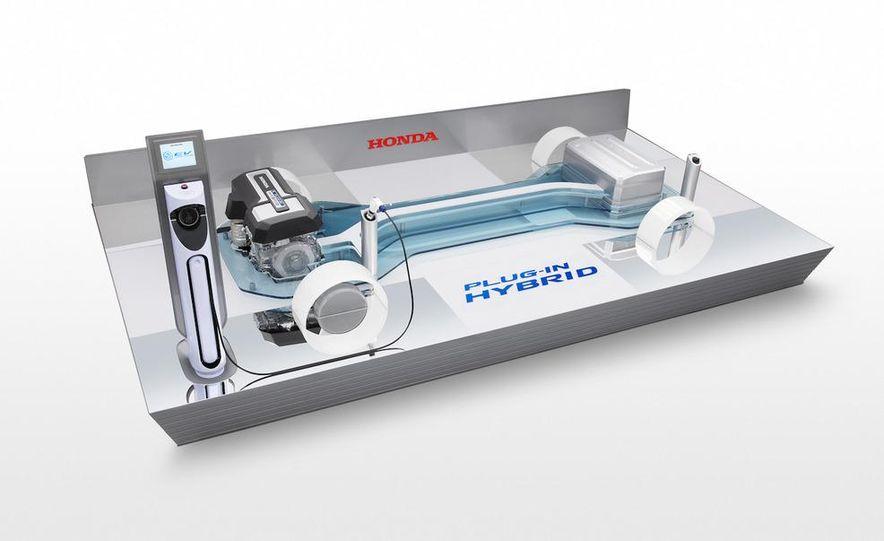 Honda Fit EV concept - Slide 39