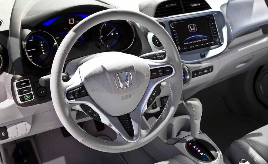 Honda Fit EV concept - Slide 15