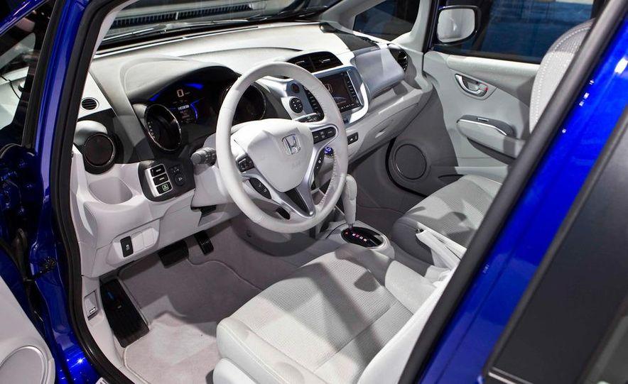 Honda Fit EV concept - Slide 14
