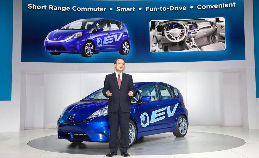 Honda Fit EV concept - Slide 20