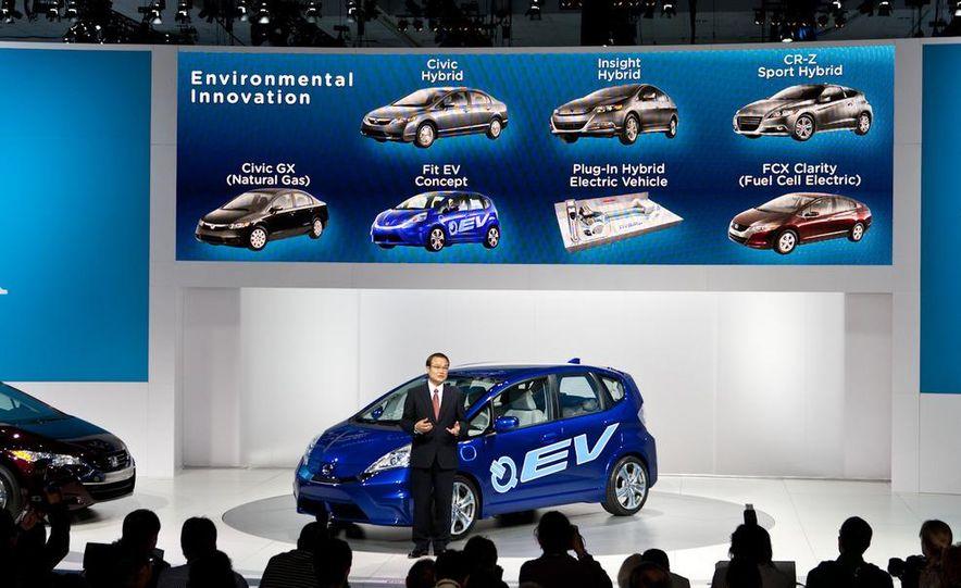 Honda Fit EV concept - Slide 21