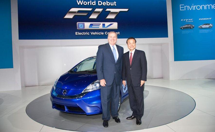 Honda Fit EV concept - Slide 22