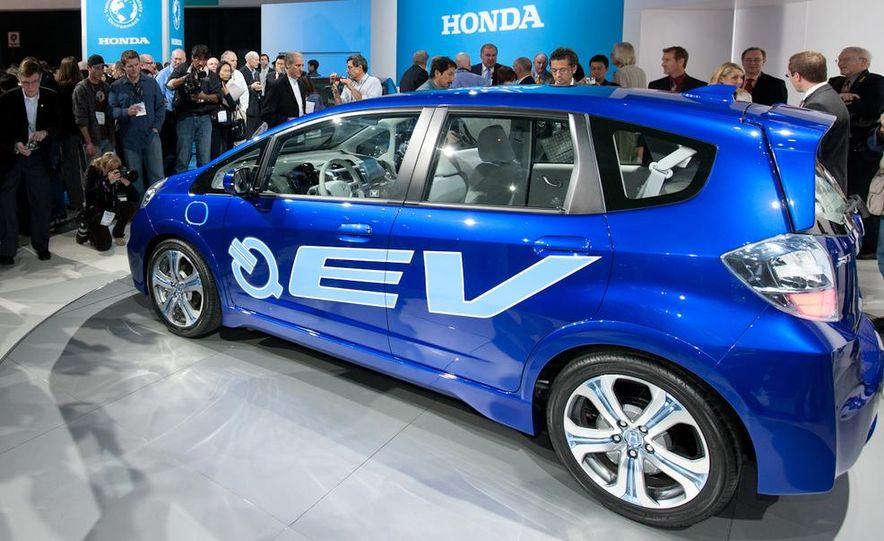 Honda Fit EV concept - Slide 24
