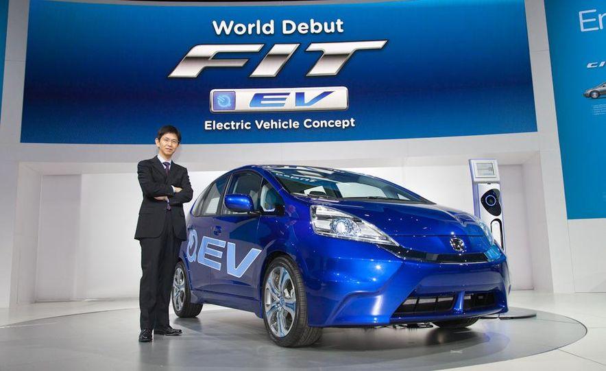 Honda Fit EV concept - Slide 25