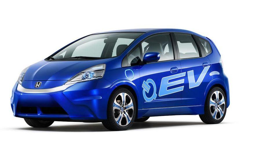 Honda Fit EV concept - Slide 26