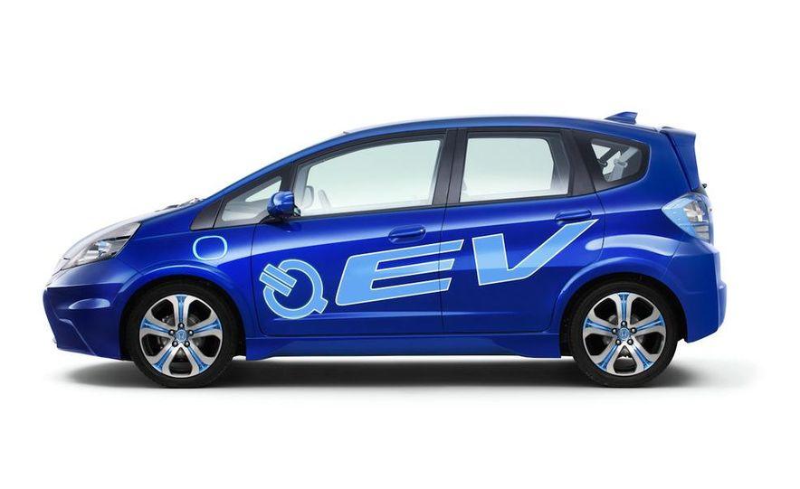Honda Fit EV concept - Slide 27