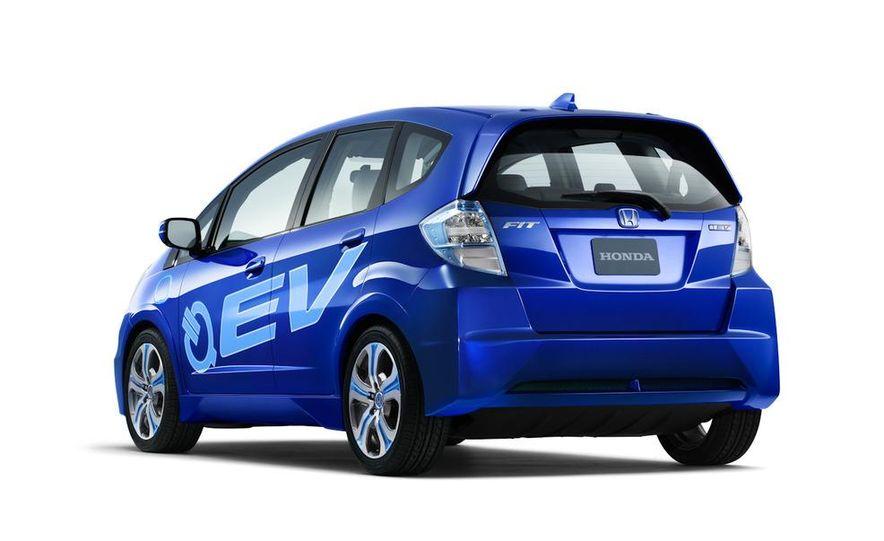 Honda Fit EV concept - Slide 28