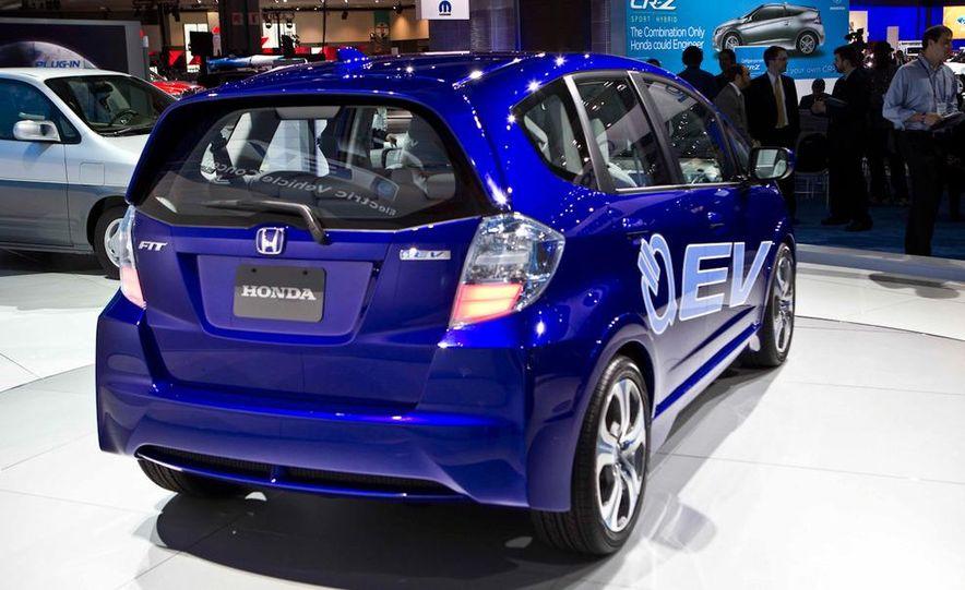 Honda Fit EV concept - Slide 2