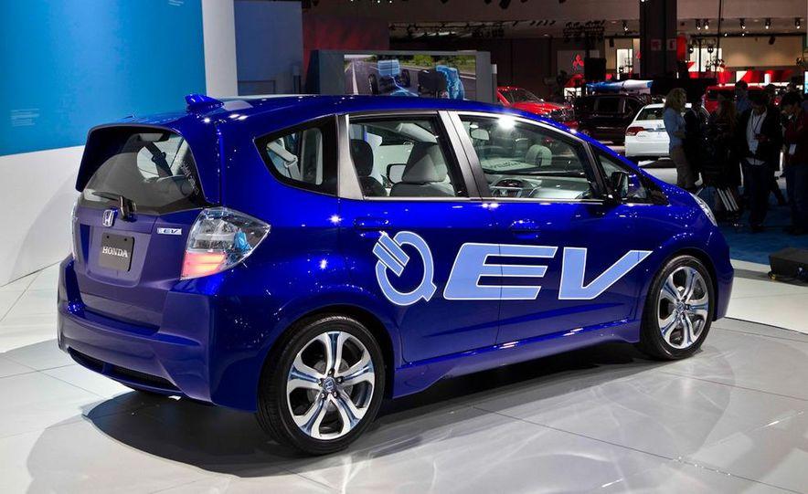 Honda Fit EV concept - Slide 3