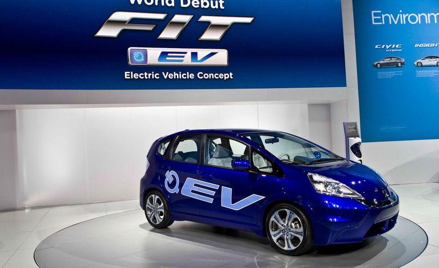 Honda Fit EV concept - Slide 5