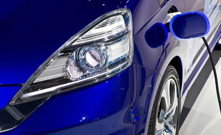 Honda Fit EV concept - Slide 12