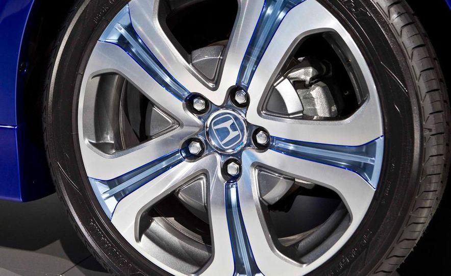 Honda Fit EV concept - Slide 11