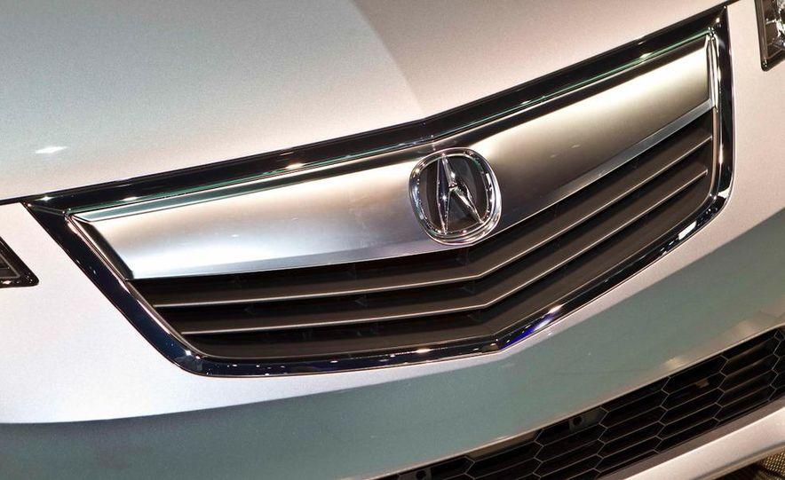 2011 Acura TSX - Slide 13