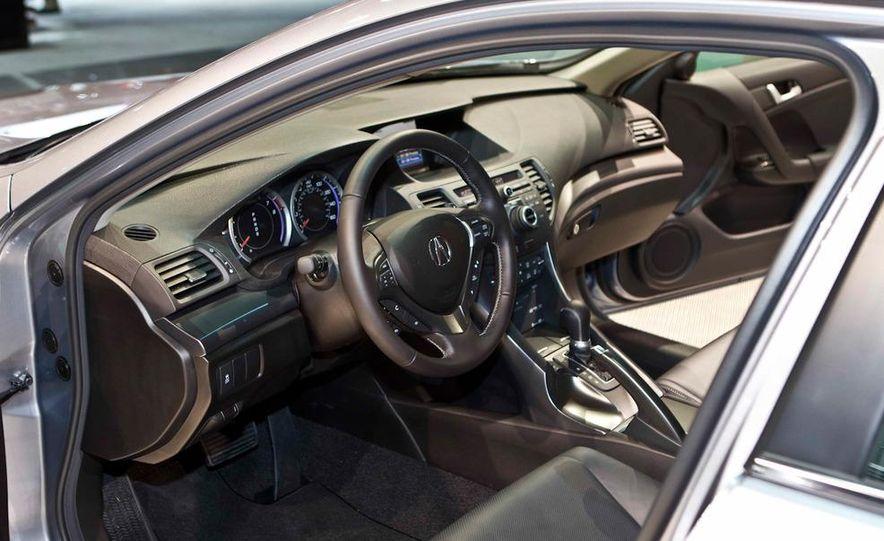 2011 Acura TSX - Slide 14