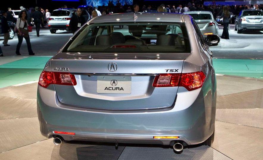 2011 Acura TSX - Slide 3