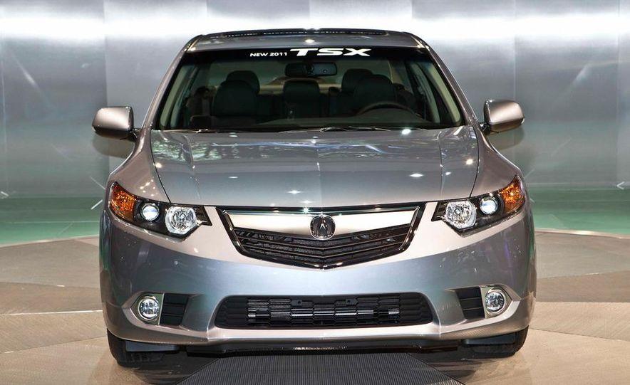 2011 Acura TSX - Slide 5