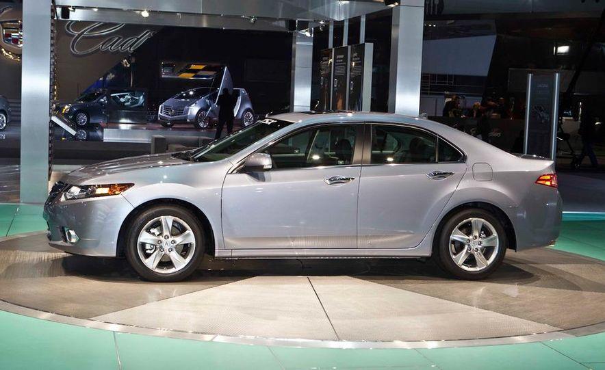 2011 Acura TSX - Slide 6
