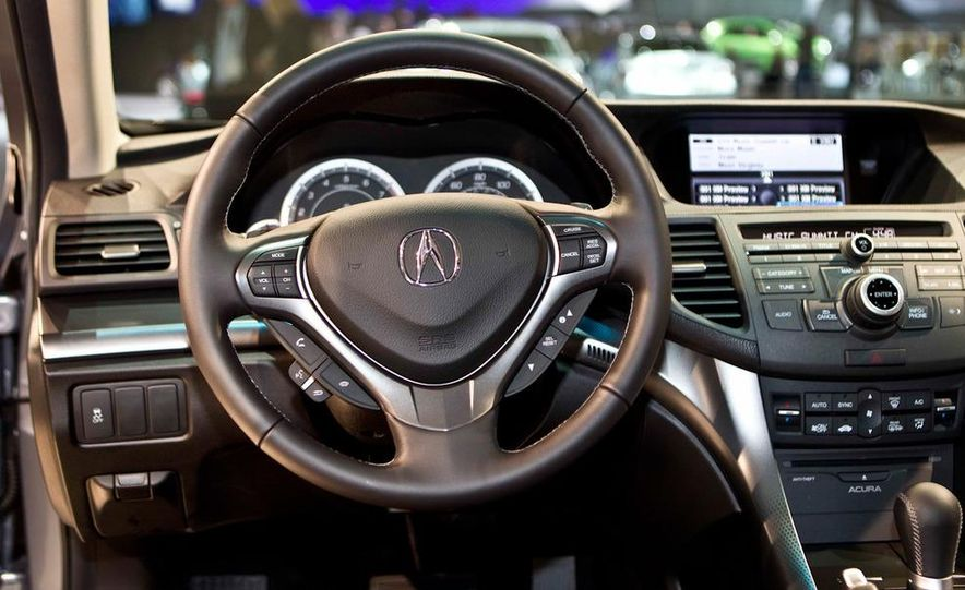 2011 Acura TSX - Slide 16