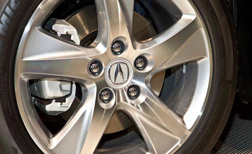 2011 Acura TSX - Slide 11