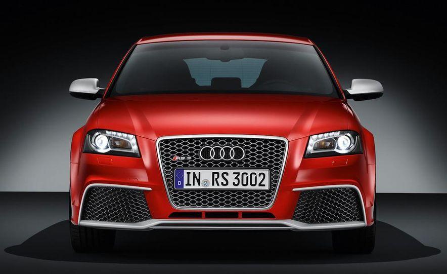 2011 Audi RS3 Sportback - Slide 1