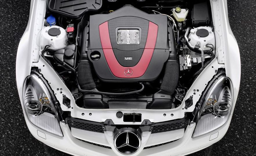 2012 Mercedes-Benz SLK-class (prototype) - Slide 43