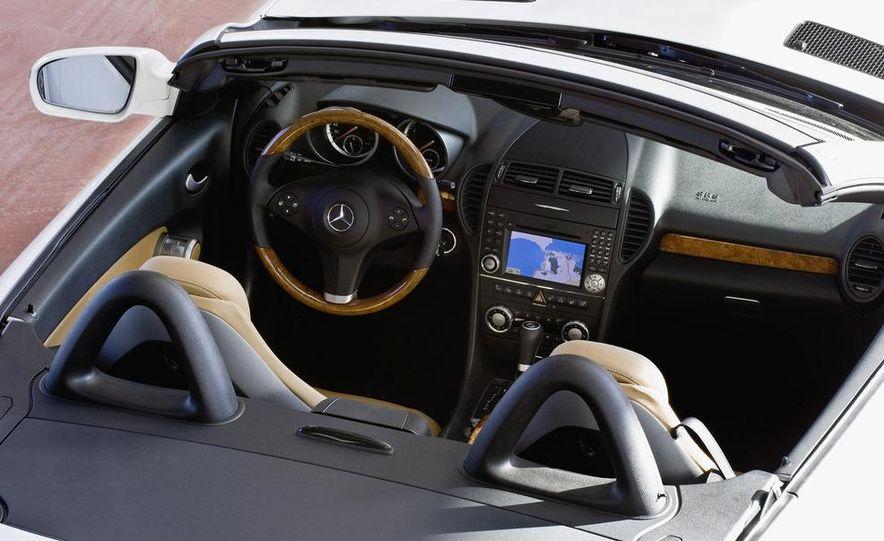 2012 Mercedes-Benz SLK-class (prototype) - Slide 39