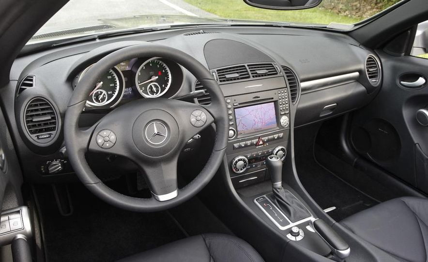 2012 Mercedes-Benz SLK-class (prototype) - Slide 56