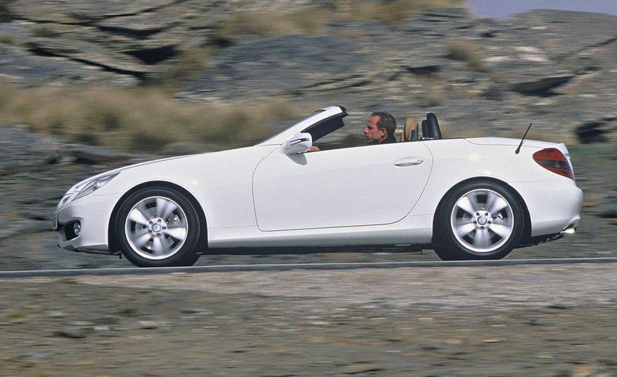 2012 Mercedes-Benz SLK-class (prototype) - Slide 24