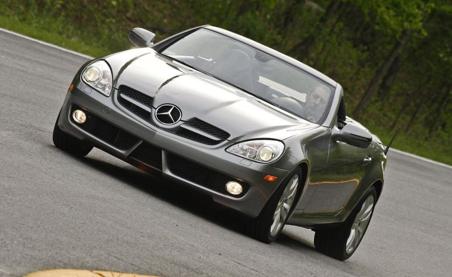 2012 Mercedes-Benz SLK-class (prototype) - Slide 44