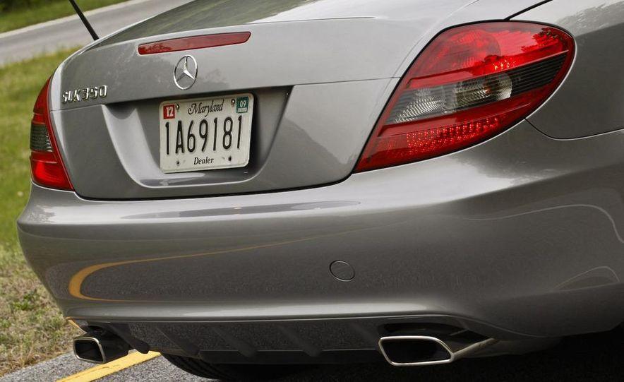 2012 Mercedes-Benz SLK-class (prototype) - Slide 55