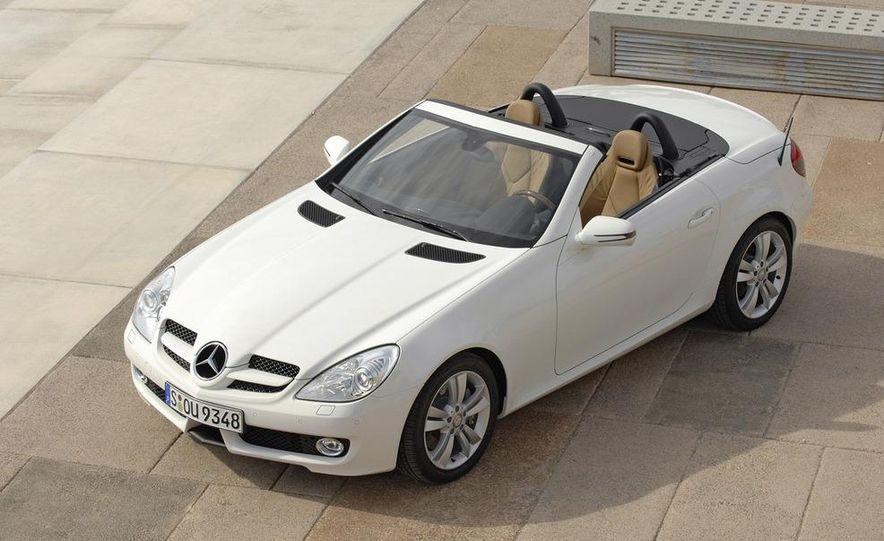 2012 Mercedes-Benz SLK-class (prototype) - Slide 29