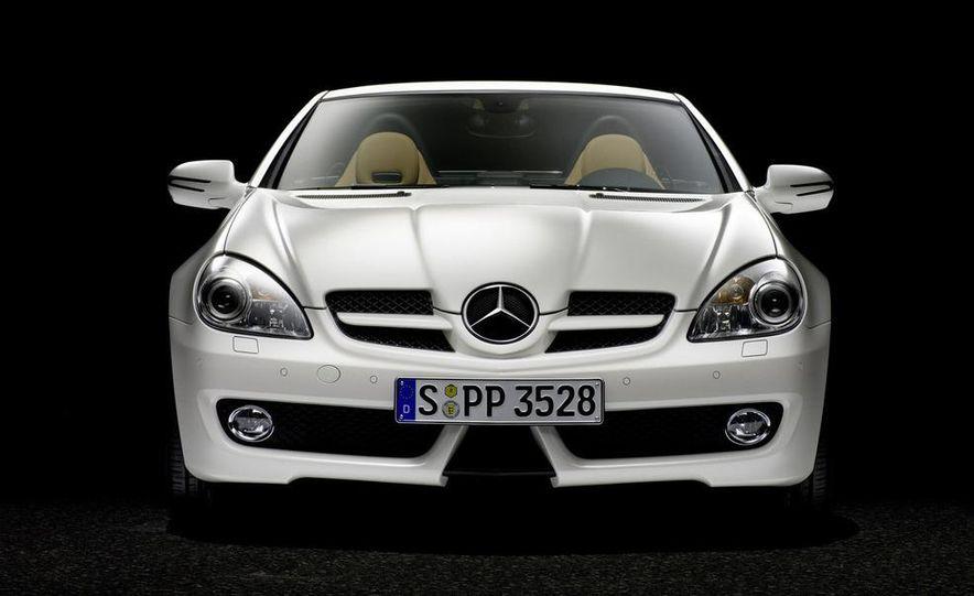 2012 Mercedes-Benz SLK-class (prototype) - Slide 37