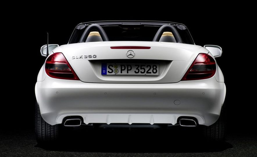 2012 Mercedes-Benz SLK-class (prototype) - Slide 38