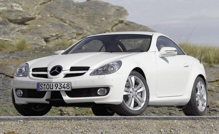 2012 Mercedes-Benz SLK-class (prototype) - Slide 32