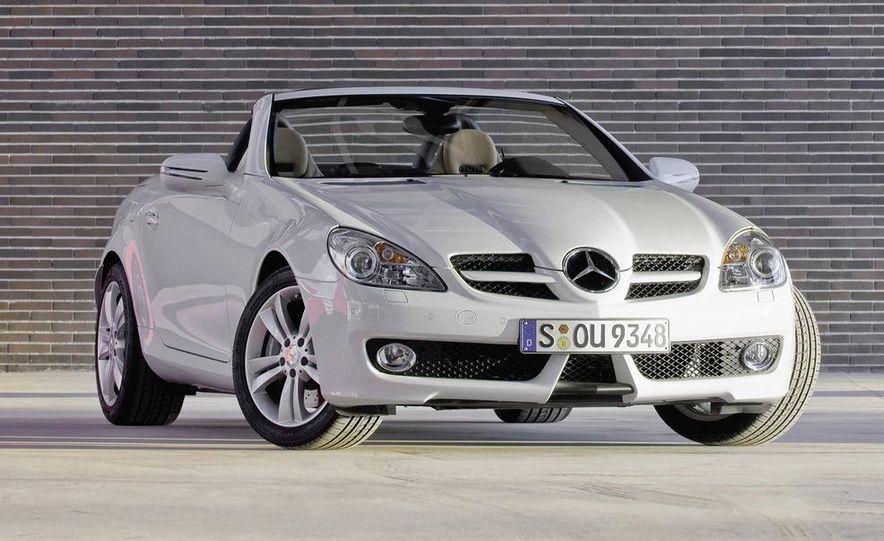 2012 Mercedes-Benz SLK-class (prototype) - Slide 34