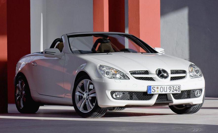 2012 Mercedes-Benz SLK-class (prototype) - Slide 36