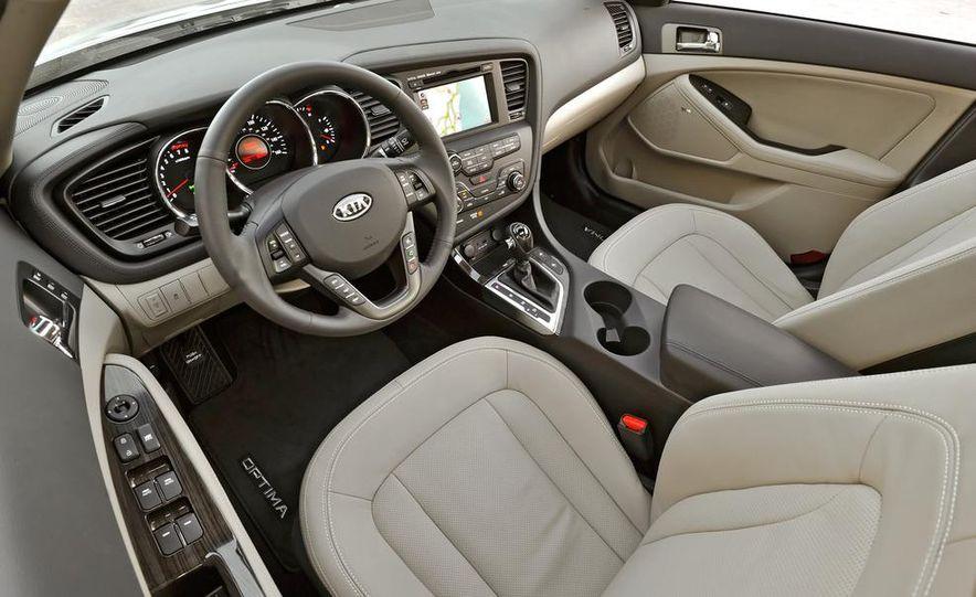 2010 Nissan Altima sedan - Slide 36