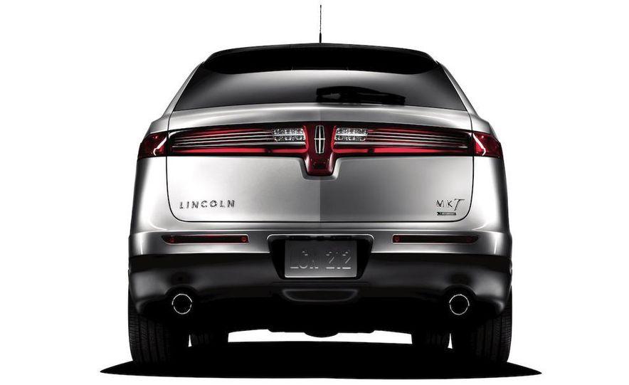 2012 Lincoln MKT hearse - Slide 20