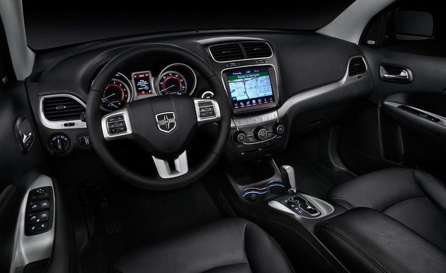 2011 Dodge Journey - Slide 15