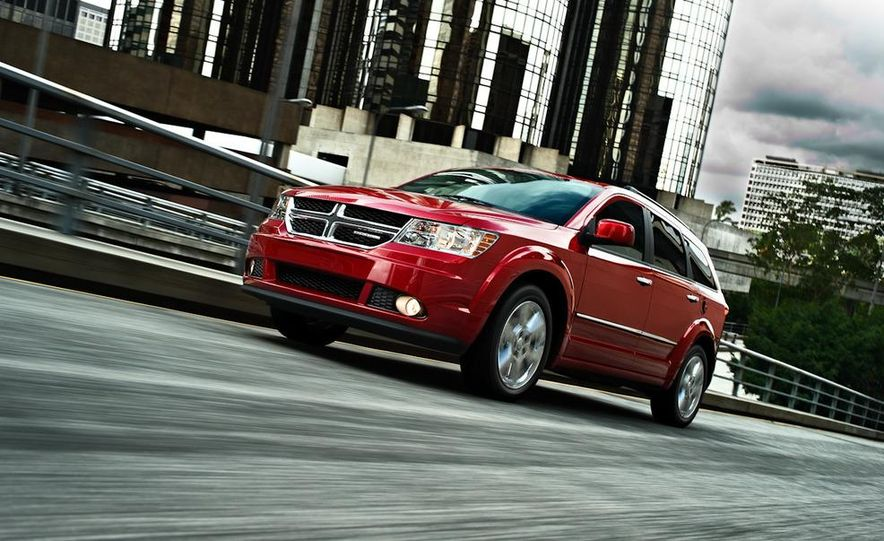 2011 Dodge Journey - Slide 1