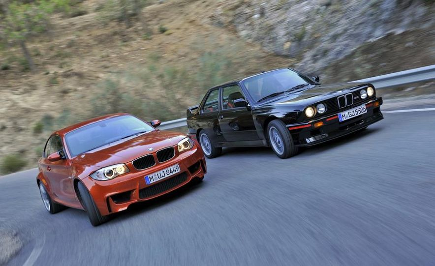 2011 BMW 1-series M coupe - Slide 48