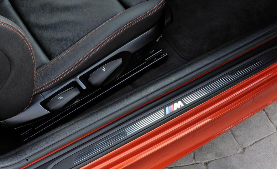 2011 BMW 1-series M coupe - Slide 66