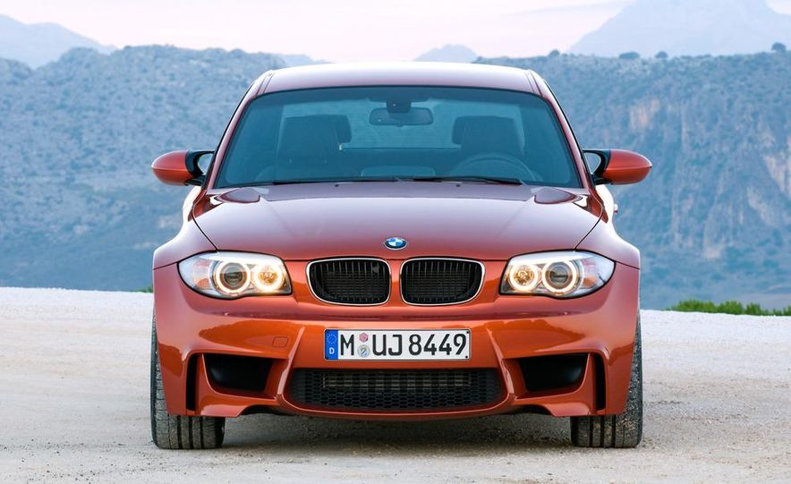 2011 BMW 1-series M coupe - Slide 23