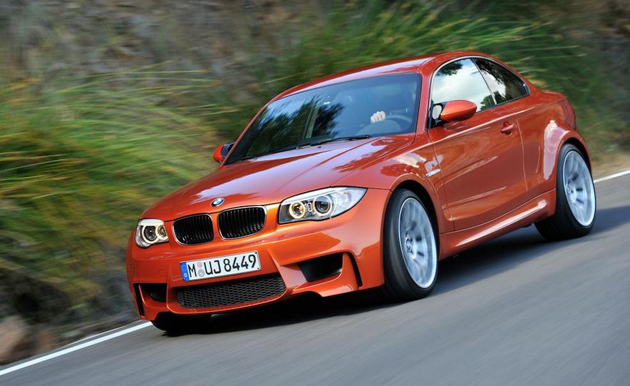 2011 BMW 1-series M coupe - Slide 29