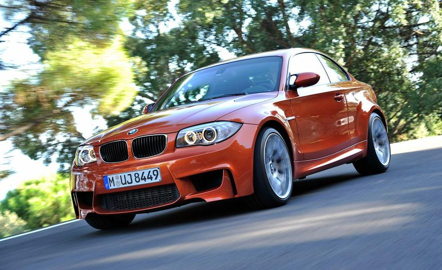 2011 BMW 1-series M coupe - Slide 32