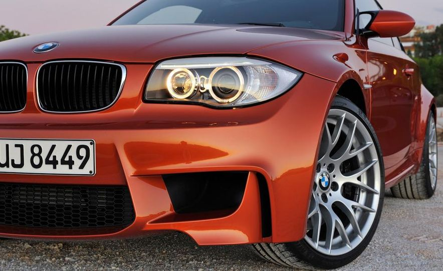 2011 BMW 1-series M coupe - Slide 56