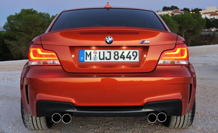 2011 BMW 1-series M coupe - Slide 36