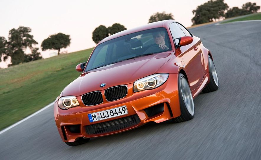 2011 BMW 1-series M coupe - Slide 37