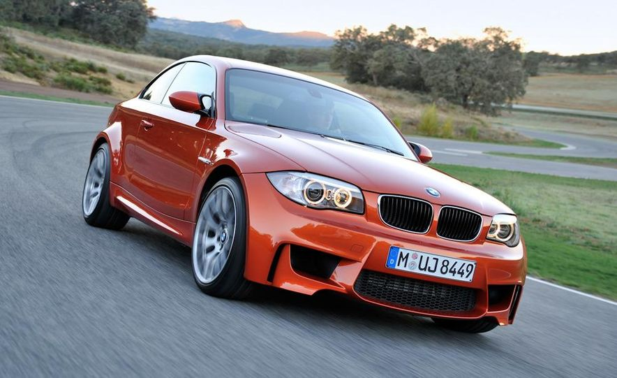 2011 BMW 1-series M coupe - Slide 38